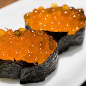 salmon-roe-sushi