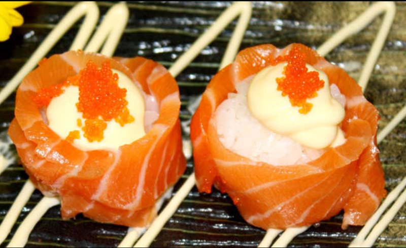 Sushi Set 10