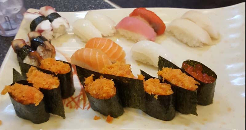 Sushi Set 6